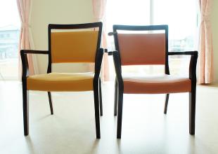 医療法人佳和会 | デイサービスセンターわきあいあいの椅子